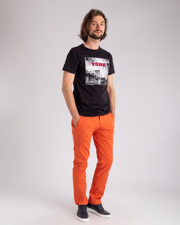 Spodnie Digel 88142_110169 LAKIN_94 ORANGE pomarańczowy