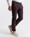 Spodnie Digel LGN_0088140_030 brązowy