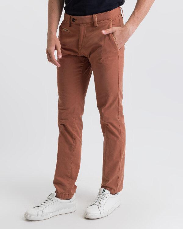 Spodnie Digel LGN_0088140_036 pomarańczowy