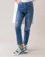 Spodnie Dondup DP350_DF0206D_800 niebieski