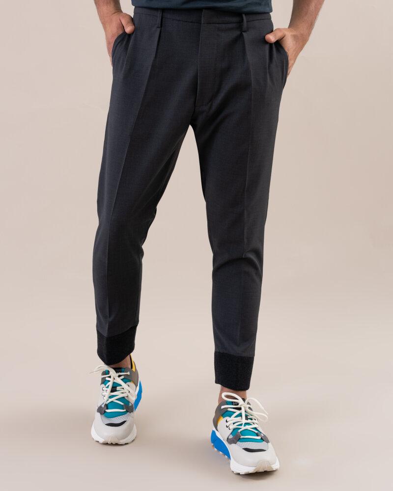 Spodnie Dondup UP485_WS0084U_920 szary - fot:1