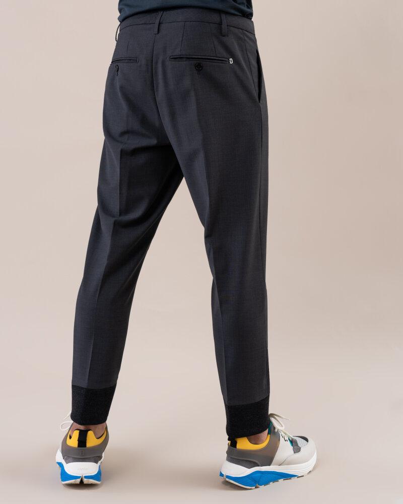 Spodnie Dondup UP485_WS0084U_920 szary - fot:3
