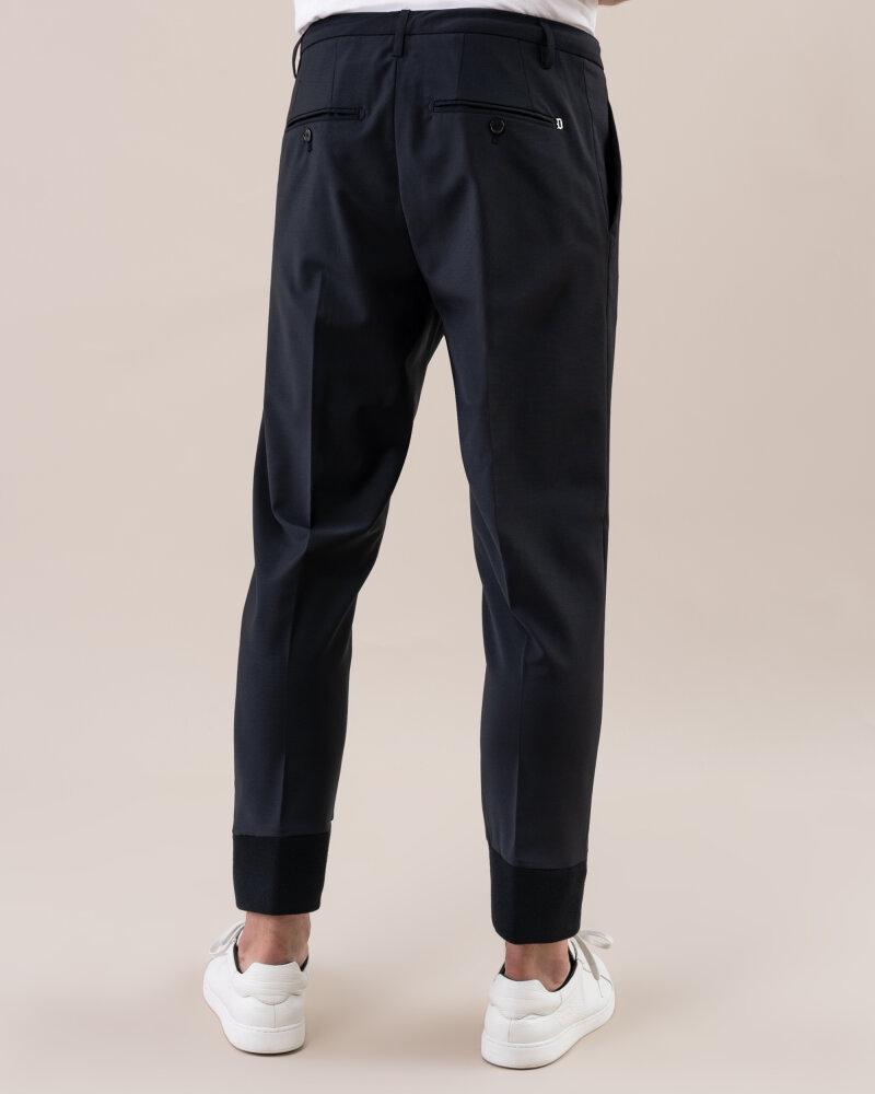 Spodnie Dondup UP485_WS0084U_999 czarny - fot:2