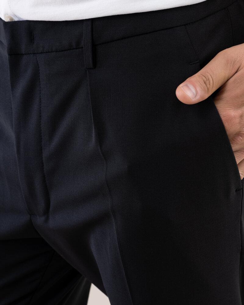 Spodnie Dondup UP485_WS0084U_999 czarny - fot:4