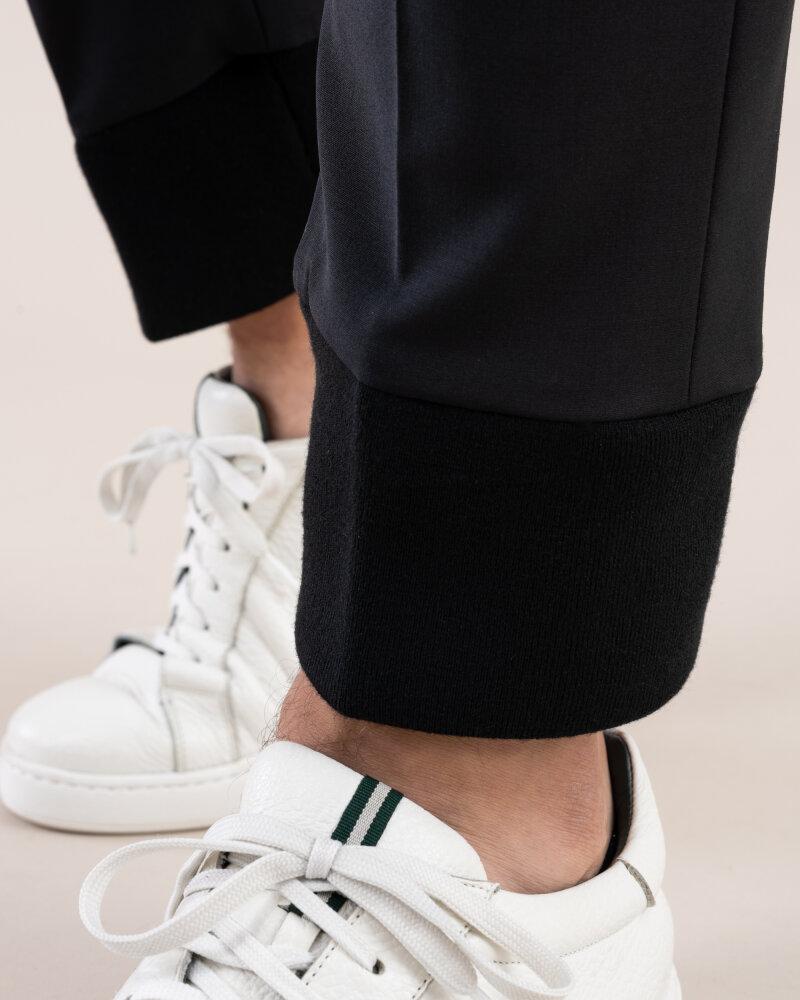 Spodnie Dondup UP485_WS0084U_999 czarny - fot:6