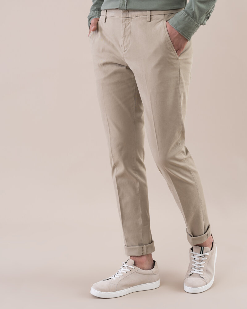 Spodnie Dondup UP235_GS0036U_026 beżowy - fot:2