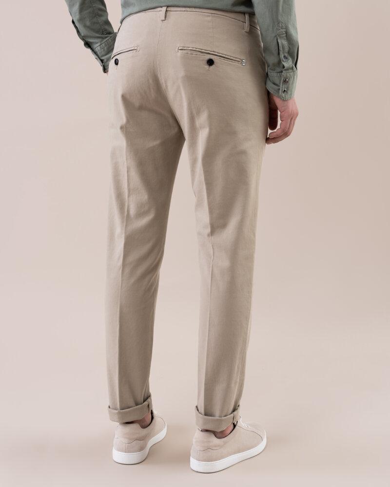 Spodnie Dondup UP235_GS0036U_026 beżowy - fot:3
