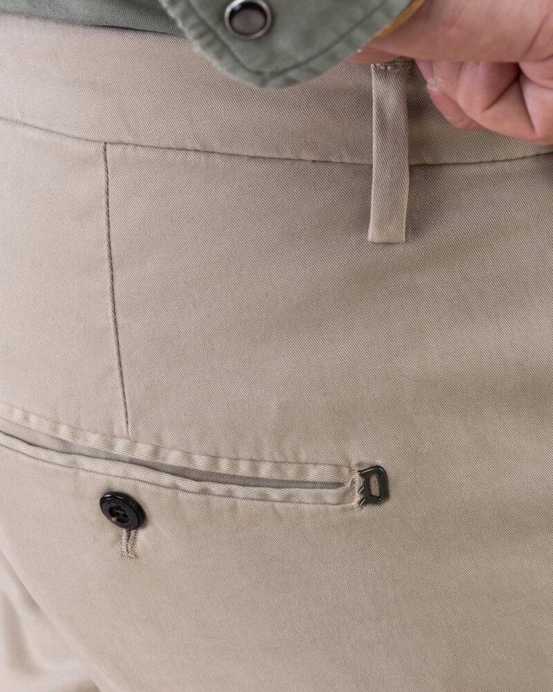 Spodnie Dondup UP235_GS0036U_026 beżowy - fot:8