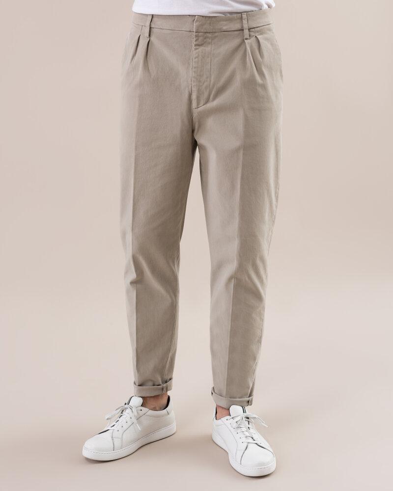 Spodnie Dondup UP508_GS0036U_026 beżowy - fot:1