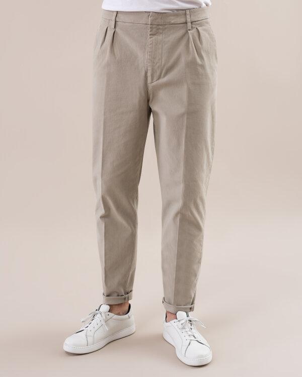 Spodnie Dondup UP508_GS0036U_026 beżowy