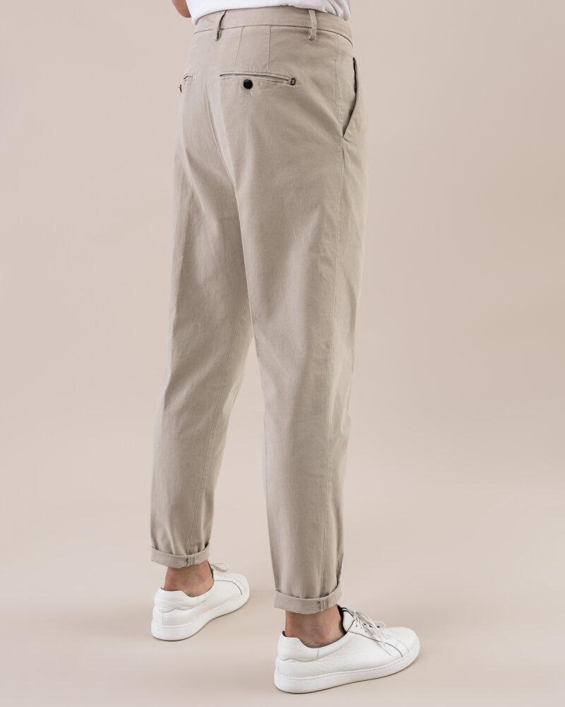 Spodnie Dondup UP508_GS0036U_026 beżowy - fot:2