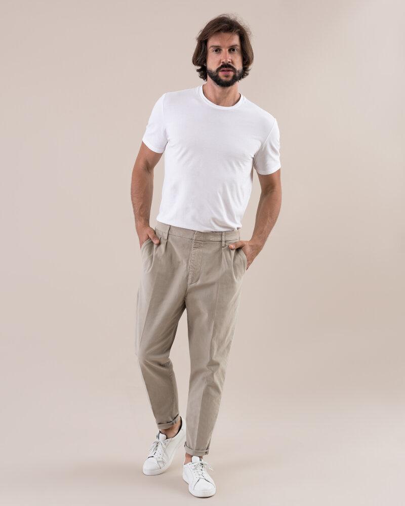 Spodnie Dondup UP508_GS0036U_026 beżowy - fot:3