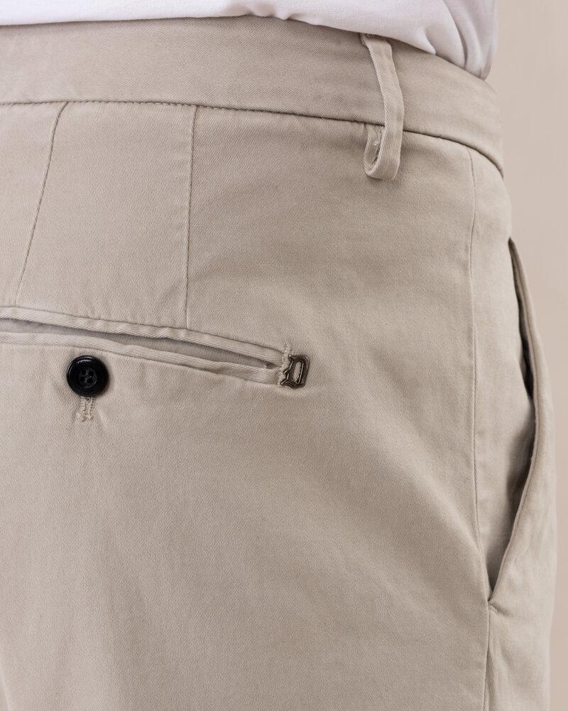 Spodnie Dondup UP508_GS0036U_026 beżowy - fot:4