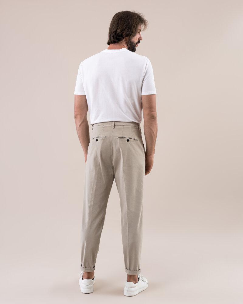Spodnie Dondup UP508_GS0036U_026 beżowy - fot:5