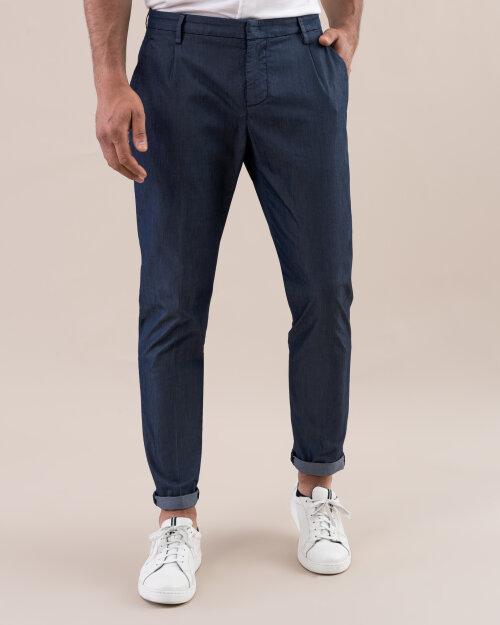 Spodnie Dondup UP517_CS0086U_897 niebieski