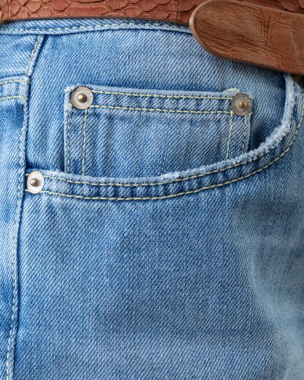 Spodnie Dondup P611_DF0228D_800 niebieski