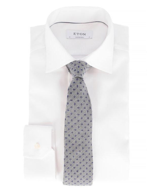 Krawat Eton A000_22212_27 szary