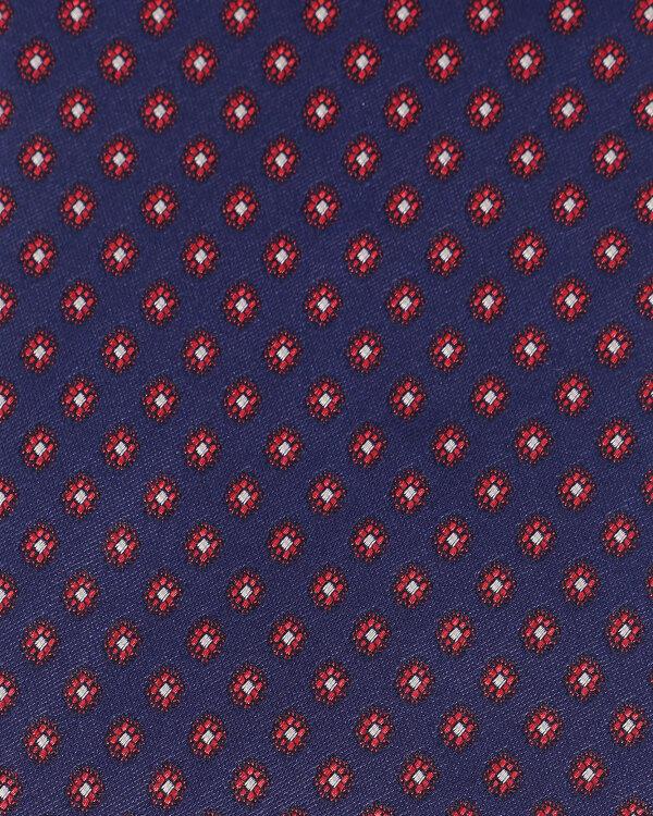 Krawat Eton A000_20410_53 granatowy