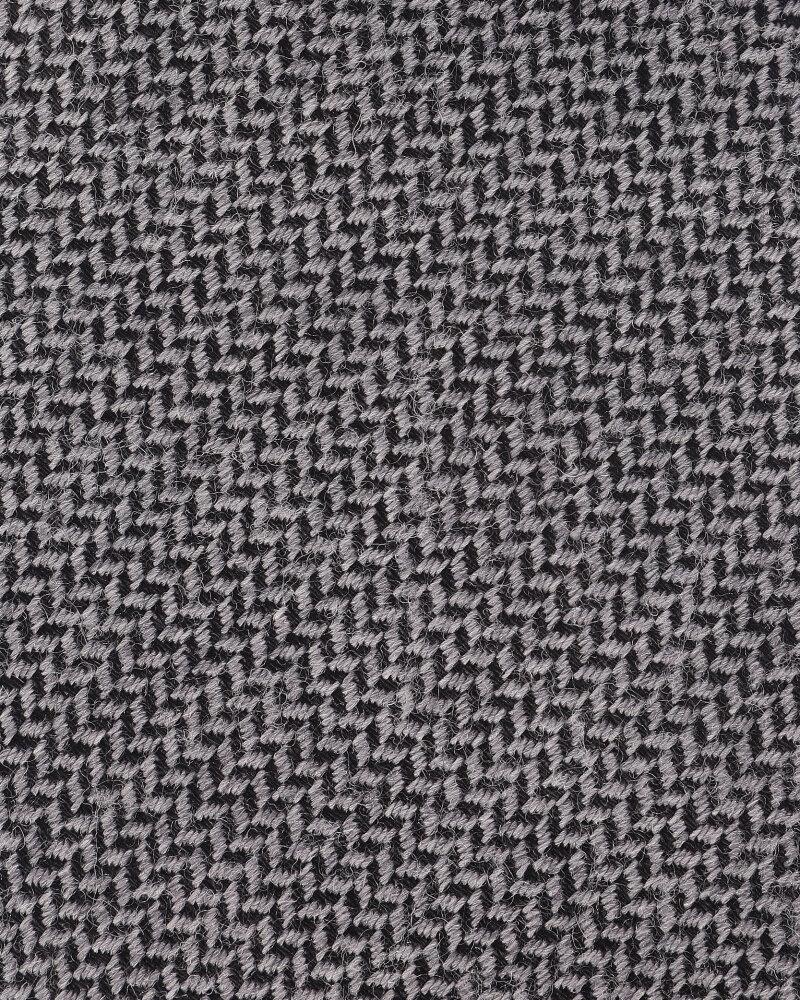 Krawat Eton A000_27084_15 szary - fot:1