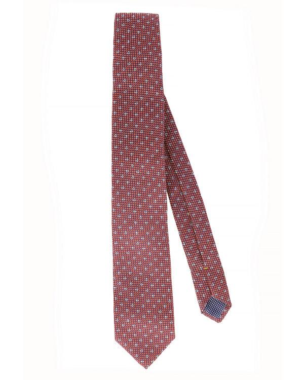 Krawat Eton A000_30021_45 czerwony