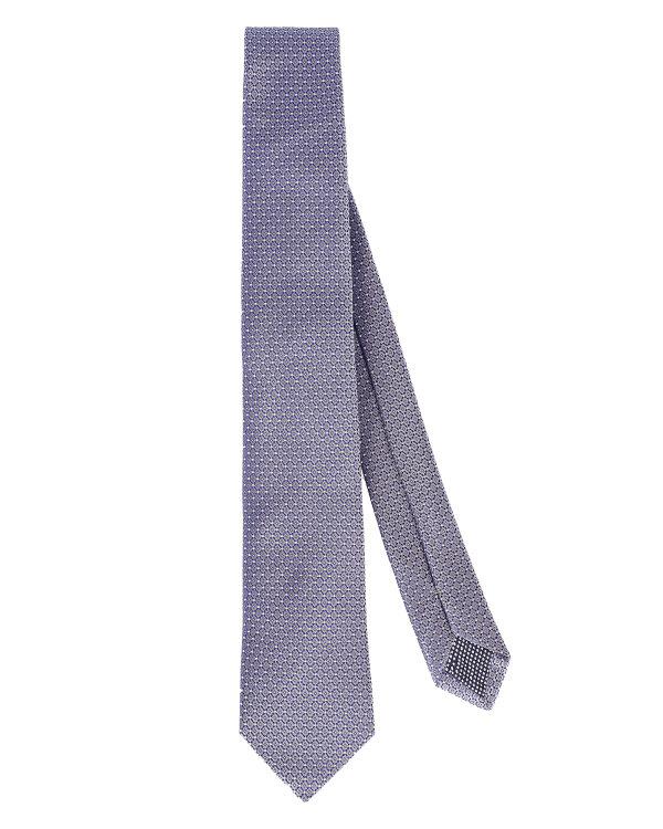 Krawat Eton A000_30750_25 fioletowy