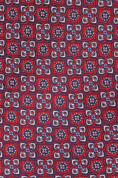 Krawat Eton A000_30754_57 Bordowy Eton A000_30754_57 bordowy