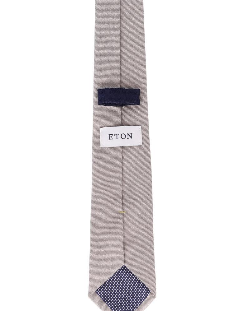 Krawat Eton A000_30765_13 beżowy - fot:2