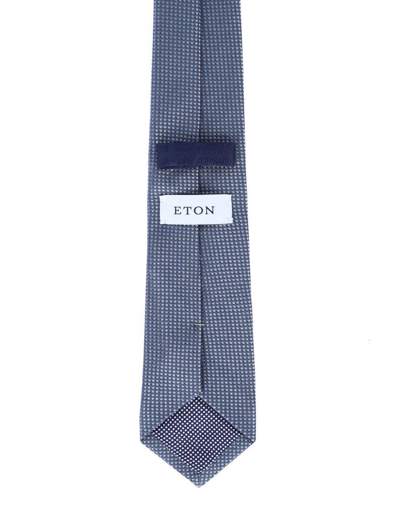 Krawat Eton A000_30781_13 niebieski - fot:2