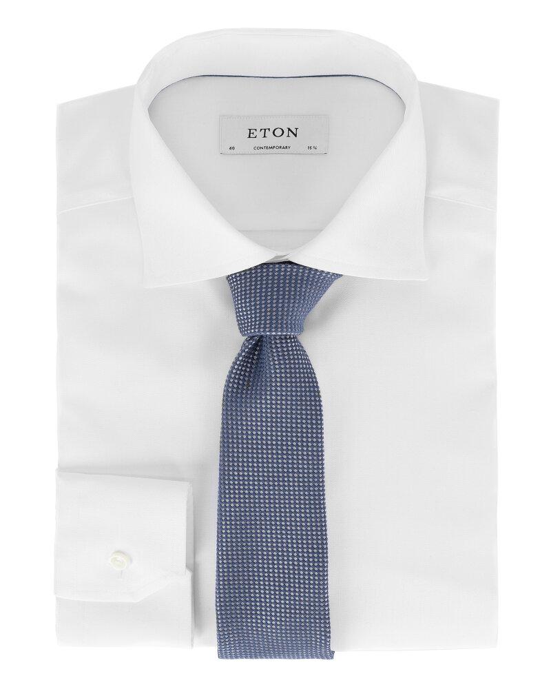 Krawat Eton A000_30781_13 niebieski - fot:3