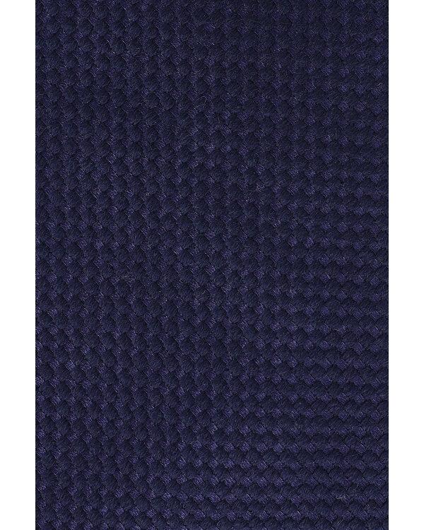Krawat Eton A000_30781_29 granatowy