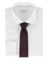 Krawat Eton A000_30781_35 brązowy