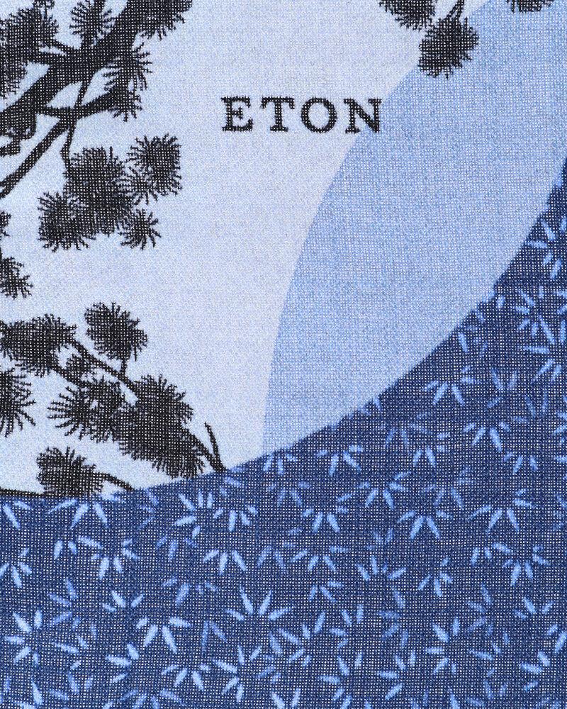Poszetka Eton A000_30885_29 niebieski - fot:1