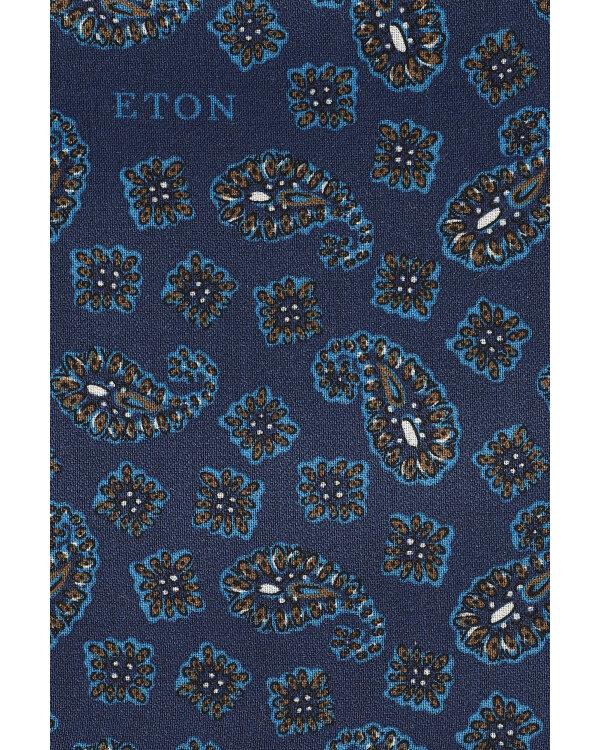 Poszetka Eton A000_30896_29 granatowy