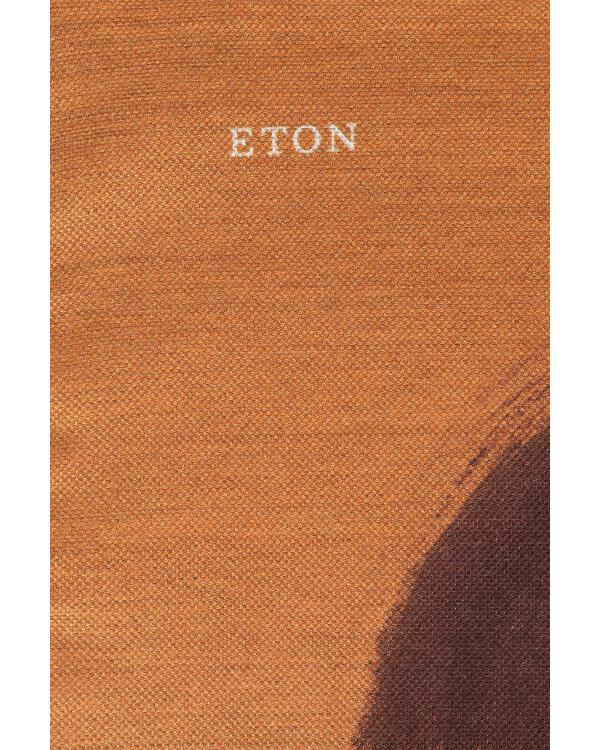 Poszetka Eton A000_30904_35 brązowy