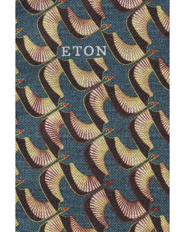 Poszetka Eton A000_30907_38 zielony