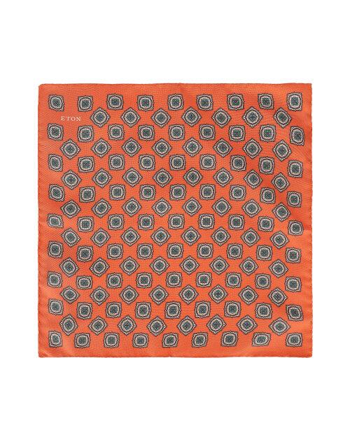 Poszetka Eton A000_31165_49 pomarańczowy