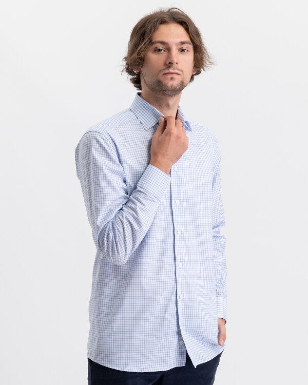 Koszula Eton 3995_79311_21 niebieski