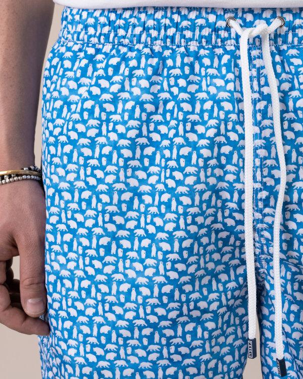 Kąpielówki Fedeli 2UE00319_POSITANO_B5142/5 niebieski