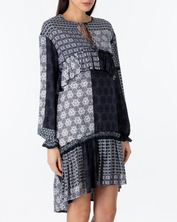 Sukienka Fraternity JZ18_W-DRE-0356_PACHWORK wielobarwny