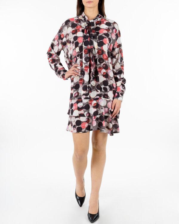 Sukienka Fraternity JZ18_W-DRE-0388_RINGS wielobarwny