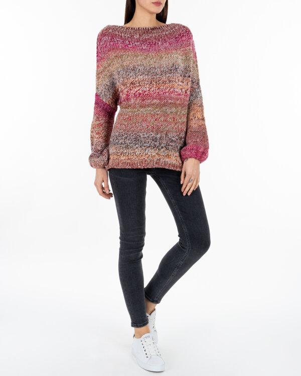 Sweter Fraternity JZ18_9110_ROSA wielobarwny