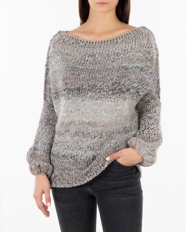 Sweter Fraternity JZ18_9110_PERLA szary