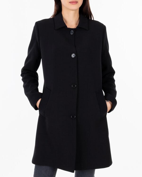 Płaszcz Fraternity JZ18_W-COA-0035_BLACK czarny
