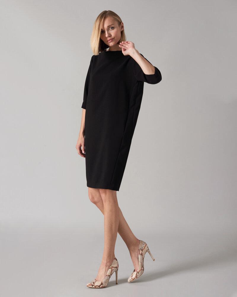 Sukienka Fraternity NOS_W-DRE-0038 NOS_BLACK czarny - fot:1