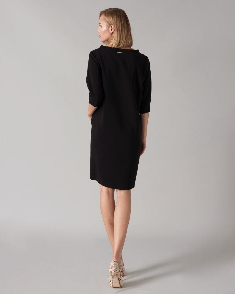 Sukienka Fraternity NOS_W-DRE-0038 NOS_BLACK czarny - fot:2