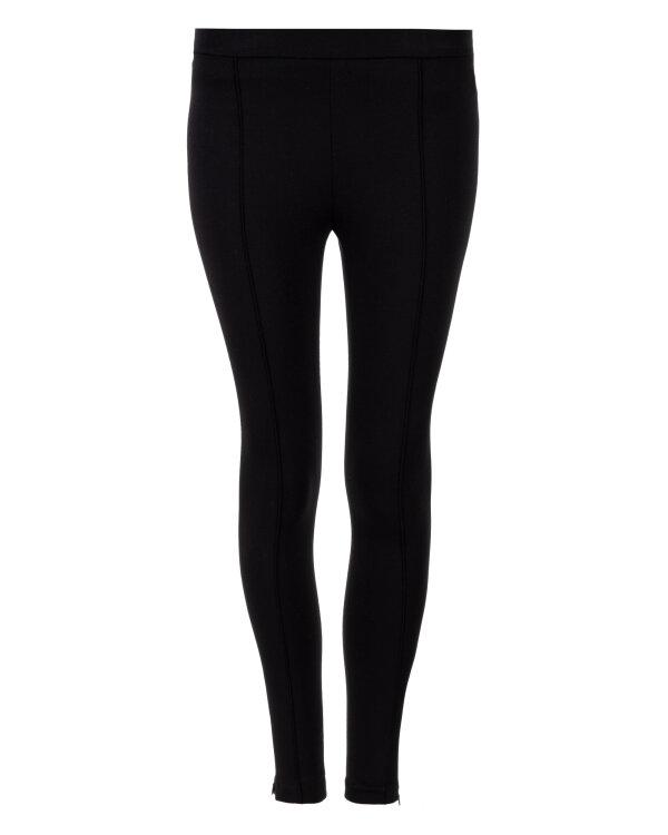 Spodnie Fraternity JZ18_W-TRO-0128_BLACK czarny