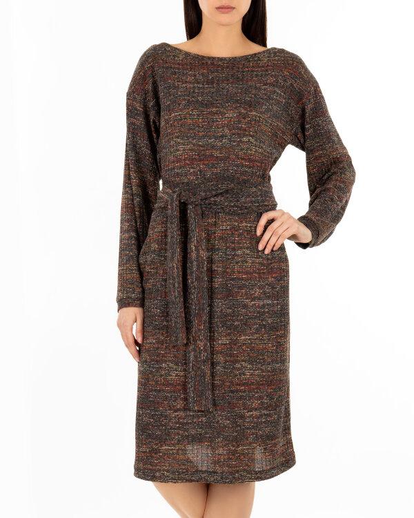 Sukienka Fraternity JZ18_W-DRE-0389_MIX GREY wielobarwny