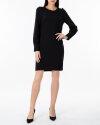Sukienka Fraternity JZ18_W-DRE-0387_BLACK czarny