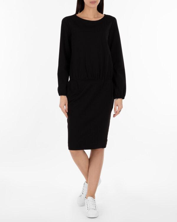 Sukienka Fraternity JZ18_W-DRE-0385_BLACK czarny