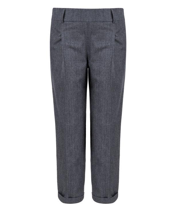 Spodnie Fraternity JZ18_W-TRO-0087_GRAY ciemnoszary